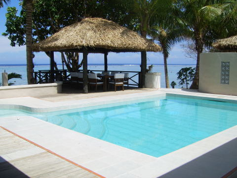Coral Palms  Absolute Beachfront Boutique Accomoda - Vacation Rental in Fiji