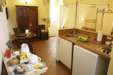 Bed and Breakfast Aretusa Vacanze - Bed and Breakfast in Siracusa
