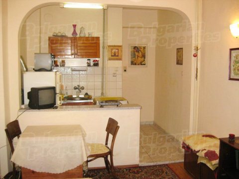 Studio for rent in the top centre of city Sofia - Vacation Rental in Sofia