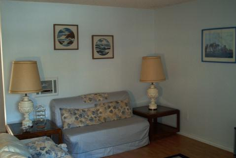 Fully Furnished Condo - Vacation Rental in Solana Beach