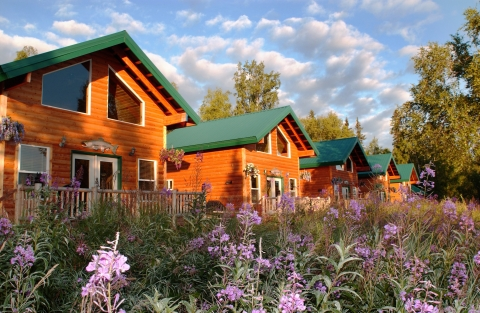 King Salmondeaux Lodge - Soldotna Vacation Rental - Vacation Rental in Soldotna