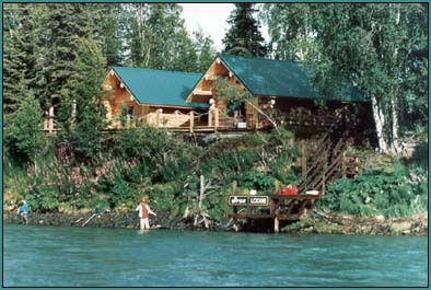 Orca Lodge - Vacation Rental in Soldotna