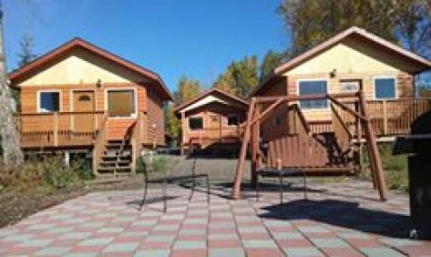 SwiftWater Suites - Vacation Rental in Soldotna