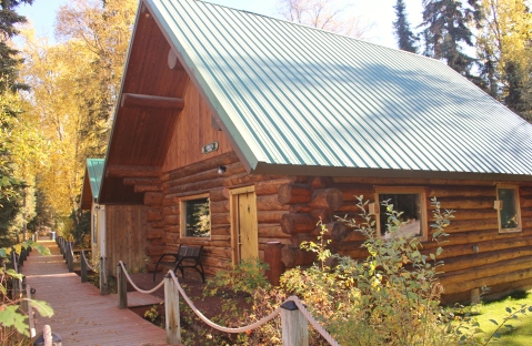 Orca Lodge Cabins  - Vacation Rental in Soldotna