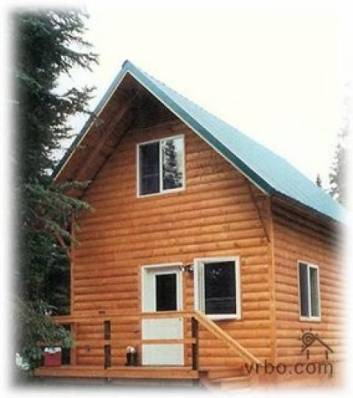 Private Cabin on the Kenai River - Vacation Rental in Soldotna