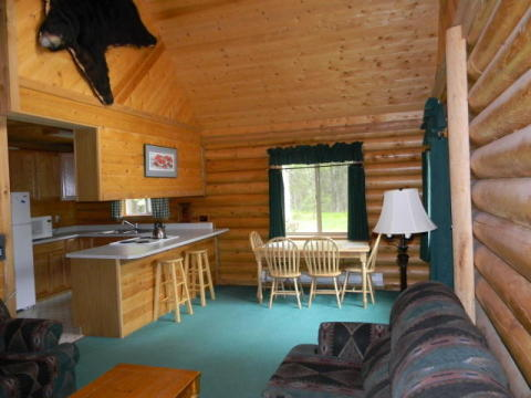 Sunrise Lodge on Kenai River - Property type unknown in Soldotna