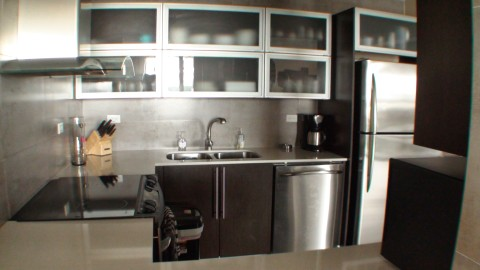 Flamingo Three Bedroom With Bay Views - Vacation Rental in South Beach