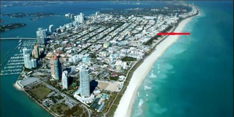 BRIGHT SOUTH BEACH STUDIO - Vacation Rental in South Beach