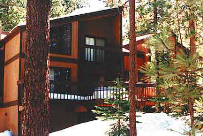 Lake Tahoe Vacation Rental in Lake Village - Vacation Rental in South Lake Tahoe