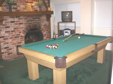 Pool Table - South Lake Tahoe Vacation Rentals