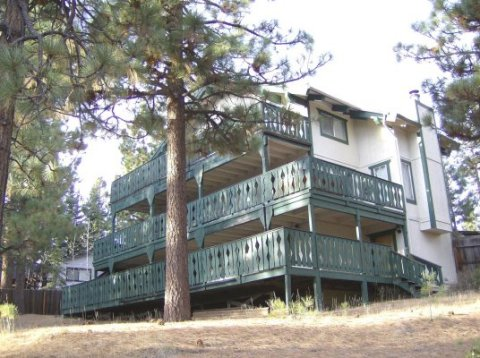 Outside Picture - South Lake Tahoe Vacation Rentals