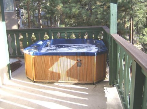 Hot Tub - South Lake Tahoe Vacation Rentals