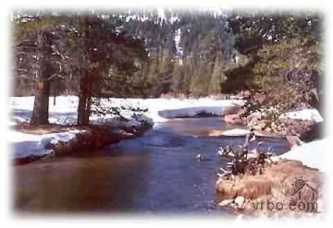 River-Front, Sweeping-View House - Vacation Rental in South Lake Tahoe