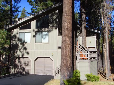 Beautiful Modern House - South Lake Tahoe - Vacation Rental in South Lake Tahoe
