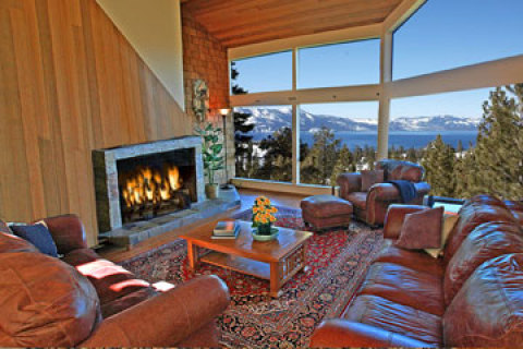 Great LakeViews 3500sf. 4.5 Baths! Near Heavenly - Vacation Rental in South Lake Tahoe