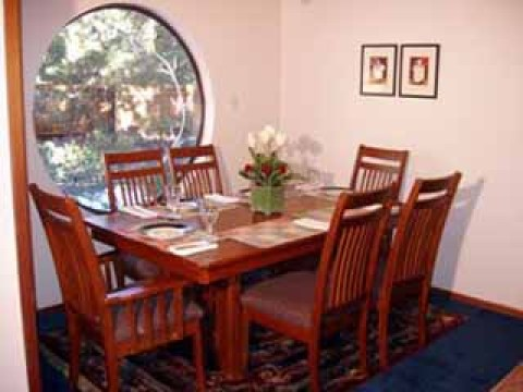 Property #2: Dining room - South Lake Tahoe Vacation Homes