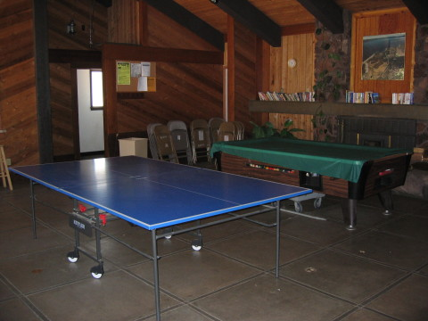 Ping Pong & Pool Tables - South Lake Tahoe Vacation Homes