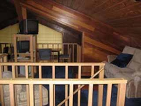 Property #2: Loft area - South Lake Tahoe Vacation Homes