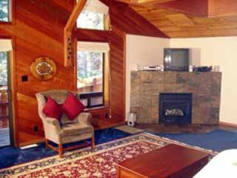 Property #2: Living room - South Lake Tahoe Vacation Homes