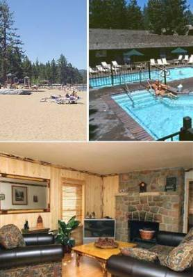 3 PEAKS RESORT & BEACH CLUB - Hotel in South Lake Tahoe