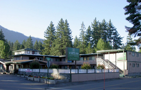 Exterior - South Lake Tahoe Hotels