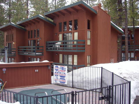 Concept Sierra Condo - Vacation Rental in South Lake Tahoe