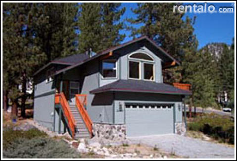 Del Norte Granite Beauty - Vacation Rental in South Lake Tahoe