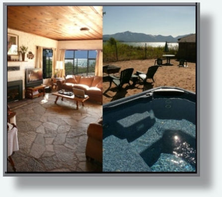 Ski-in/out, beach,Walk to Casinos at Stateline - Vacation Rental in South Lake Tahoe