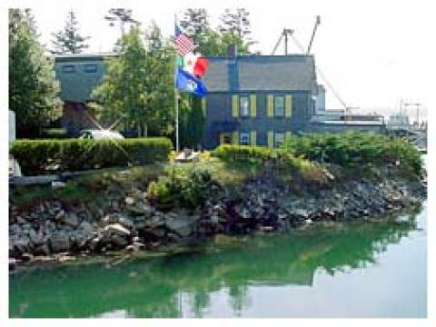 Pier One Waterfront Cottages, Apts. & Suites- - Vacation Rental in Southwest Harbor
