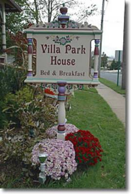 Spring Lake - Villa Park House Bed & Breakfast - Bed and Breakfast in Spring Lake