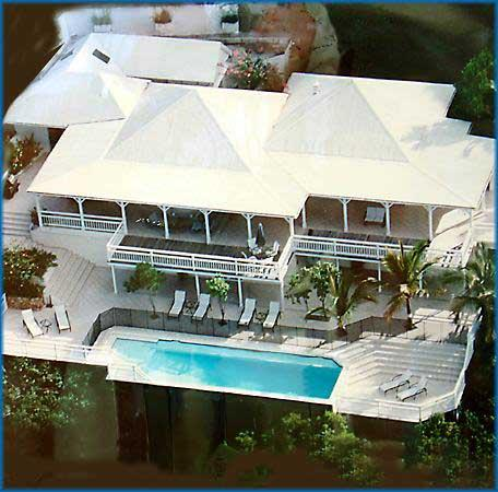 Villa Sky - 1-4 bdrms, Caribbean > St Barthelemy - Vacation Rental in St Barthelemy