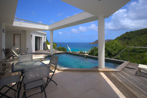 Stunning Villa, Flamands, Close to Isle-d-France H - Vacation Rental in St Barthelemy