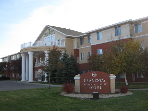 GrandStay Residential Suites - Hotel in St Cloud