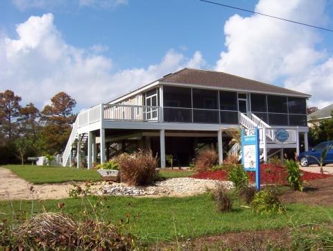St George Island Home-House | St George Island Ocean View Vacation