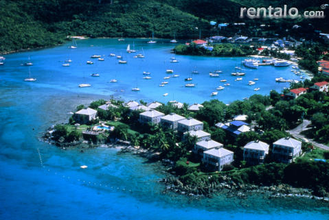 Gallows Point Resort Oceanfront Suites - Vacation Rental in St John