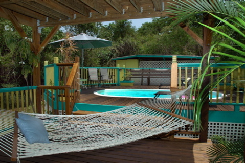 Starlit Escape Villa, St. John Vacation Rental - Vacation Rental in St John