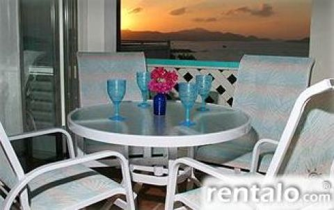 Cruz Bay Penthouse Condo - Vacation Rental in St John