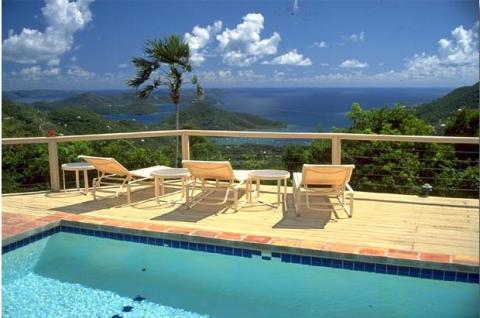 St. John Virgin Island- Villa Ixora Rental - Vacation Rental in St John