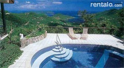 Satinwood Villa - Vacation Rental in St John