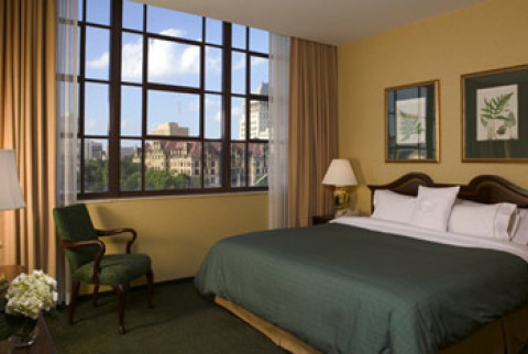 Sheraton St. Louis City Center Hotel And Suites