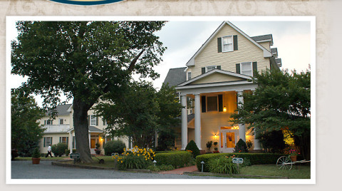 The Oaks Waterfront Inn - Bed and Breakfast in St Michaels