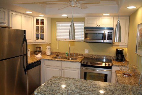 Kitchen - St Pete Beach Vacation Condos