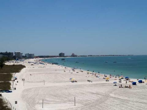 Caprice Great location, beach front! St Pete Beach - Vacation Rental in St Pete Beach
