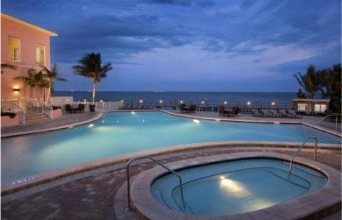 Key West Resort Waterfront Condo on Tampa Bay