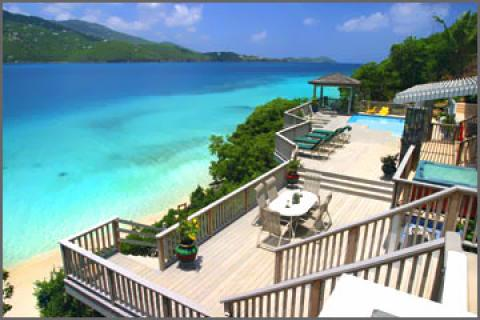 Sand Dollar Estate - Vacation Rental in St Thomas