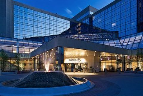 Hilton Stamford Hotel & Executive Meeting Cent