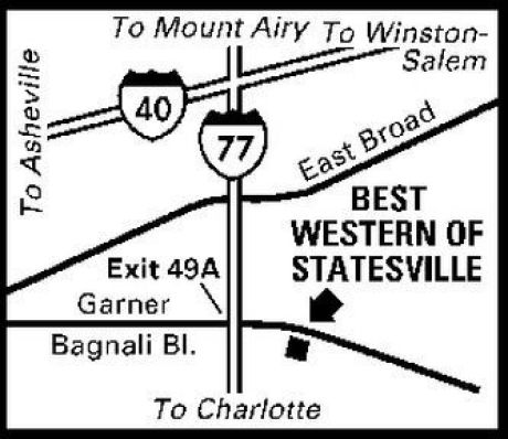 BEST WESTERN OF STATESVILLE