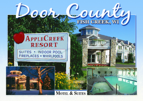 AppleCreek Resort-Motel & Suites Resort - Hotel in Sturgeon Bay