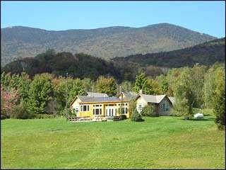 Country Charm on 33 Secluded Acres - Vacation Rental in Sugarbush