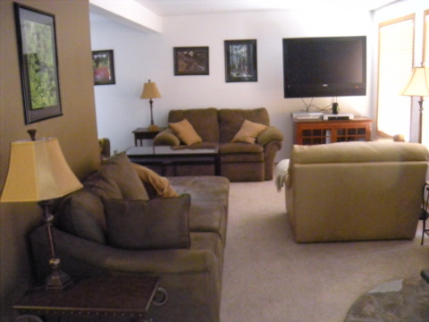 Living Room - Sunriver Vacation Homes